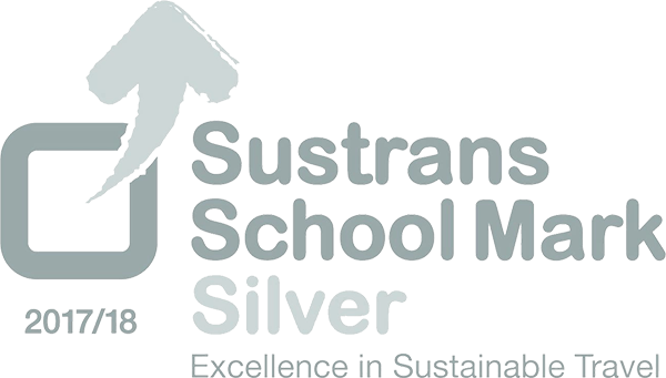 Sustrans School Mark Logo